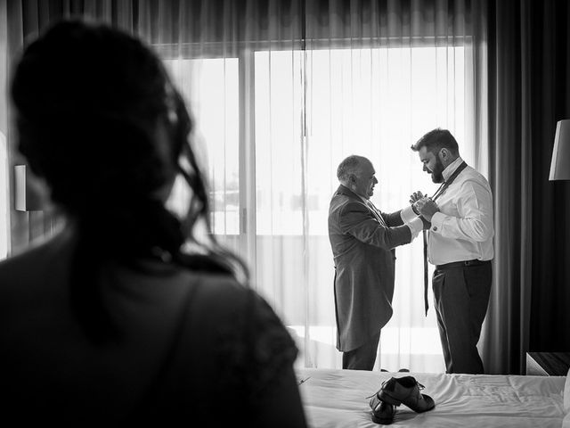 La boda de Alex y Delia en Algete, Madrid 11