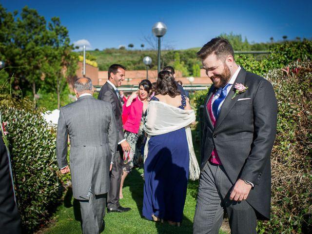 La boda de Alex y Delia en Algete, Madrid 61