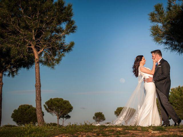 La boda de Alex y Delia en Algete, Madrid 80