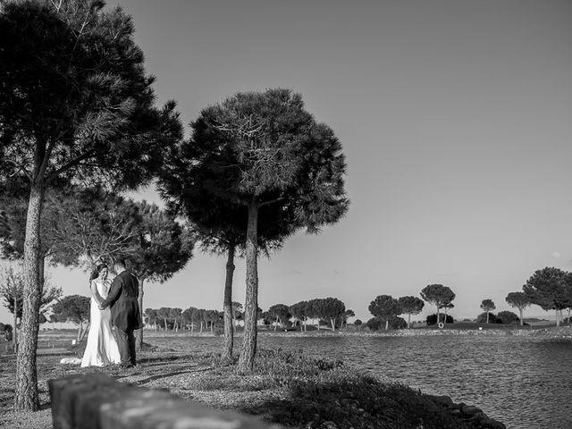 La boda de Alex y Delia en Algete, Madrid 81