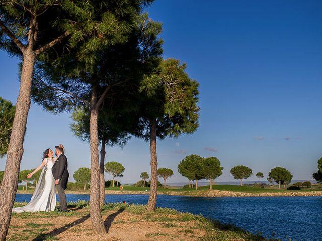 La boda de Alex y Delia en Algete, Madrid 83