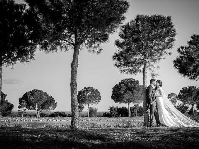 La boda de Alex y Delia en Algete, Madrid 85