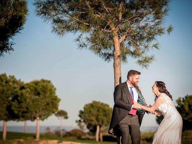 La boda de Alex y Delia en Algete, Madrid 86