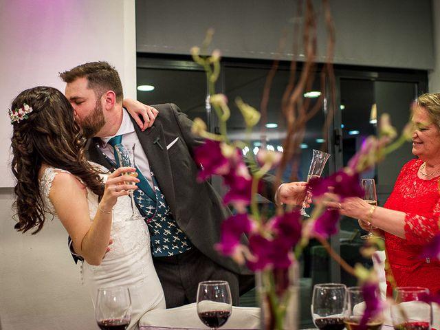 La boda de Alex y Delia en Algete, Madrid 103