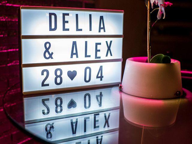 La boda de Alex y Delia en Algete, Madrid 104