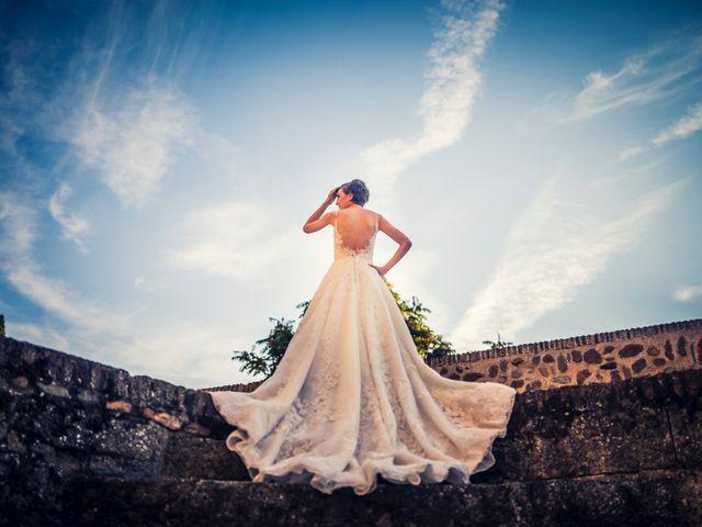 La boda de Ion y Cristina en Ciudad Rodrigo, Salamanca 7