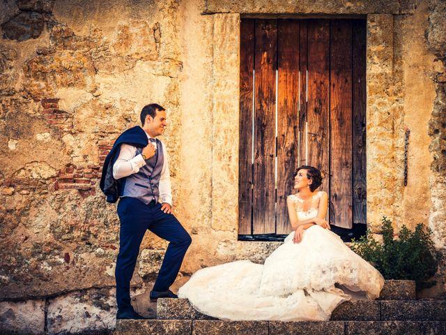 La boda de Ion y Cristina en Ciudad Rodrigo, Salamanca 9