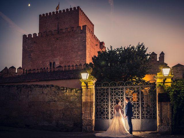 La boda de Ion y Cristina en Ciudad Rodrigo, Salamanca 2