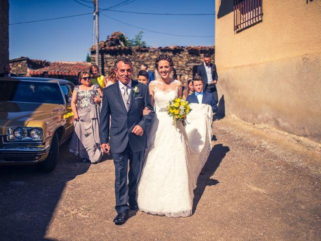La boda de Ion y Cristina en Ciudad Rodrigo, Salamanca 43