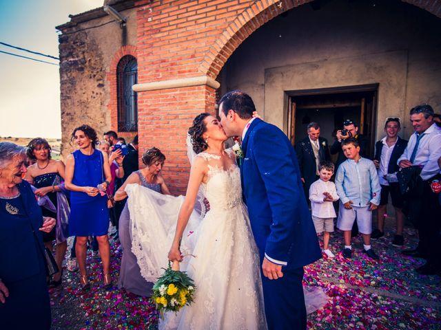 La boda de Ion y Cristina en Ciudad Rodrigo, Salamanca 71