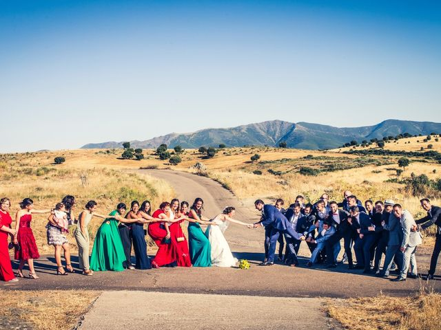 La boda de Ion y Cristina en Ciudad Rodrigo, Salamanca 72