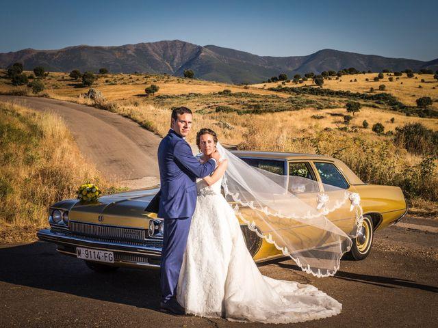 La boda de Ion y Cristina en Ciudad Rodrigo, Salamanca 73