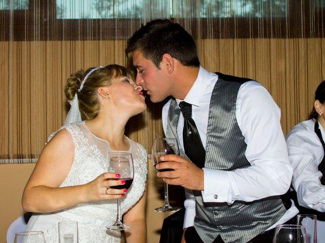 La boda de David y Cristina en Jaraiz De La Vera, Cáceres 1