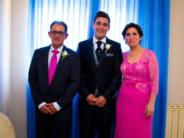 La boda de David y Cristina en Jaraiz De La Vera, Cáceres 7