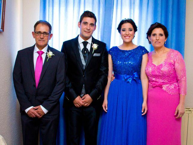 La boda de David y Cristina en Jaraiz De La Vera, Cáceres 8