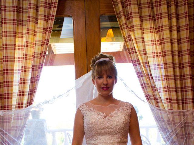 La boda de David y Cristina en Jaraiz De La Vera, Cáceres 21