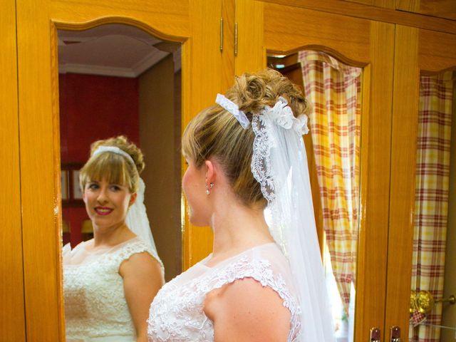 La boda de David y Cristina en Jaraiz De La Vera, Cáceres 22