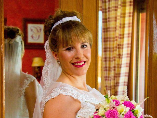 La boda de David y Cristina en Jaraiz De La Vera, Cáceres 27