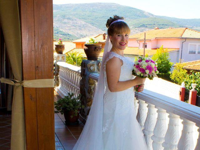 La boda de David y Cristina en Jaraiz De La Vera, Cáceres 28
