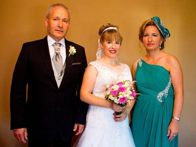 La boda de David y Cristina en Jaraiz De La Vera, Cáceres 31