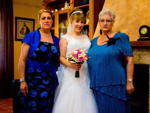 La boda de David y Cristina en Jaraiz De La Vera, Cáceres 33