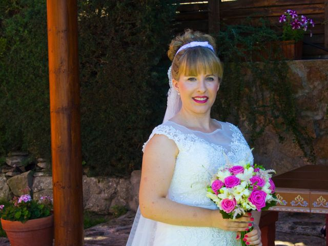 La boda de David y Cristina en Jaraiz De La Vera, Cáceres 36