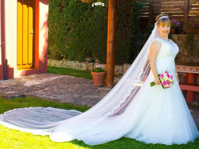 La boda de David y Cristina en Jaraiz De La Vera, Cáceres 37