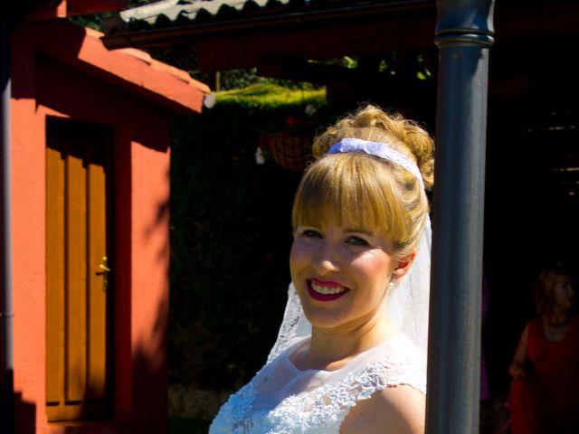 La boda de David y Cristina en Jaraiz De La Vera, Cáceres 38