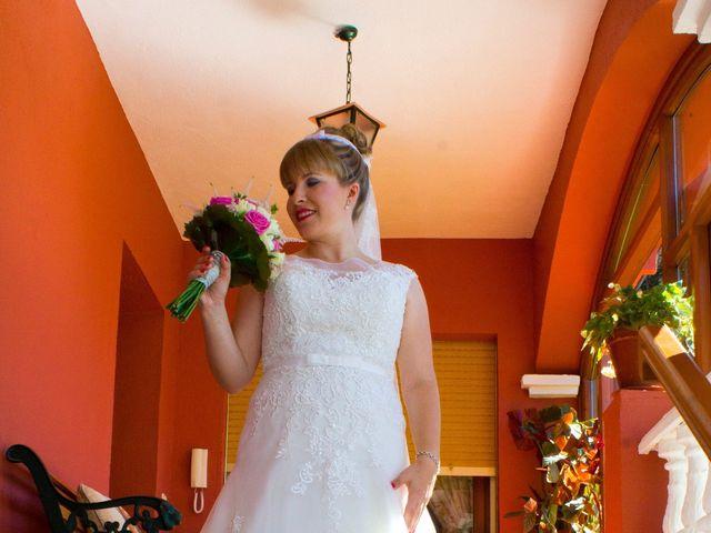 La boda de David y Cristina en Jaraiz De La Vera, Cáceres 39