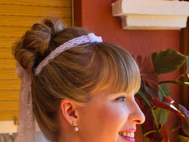 La boda de David y Cristina en Jaraiz De La Vera, Cáceres 40