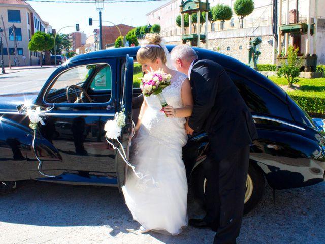 La boda de David y Cristina en Jaraiz De La Vera, Cáceres 43