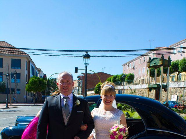 La boda de David y Cristina en Jaraiz De La Vera, Cáceres 44