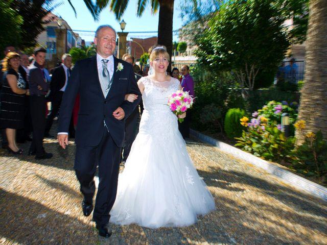 La boda de David y Cristina en Jaraiz De La Vera, Cáceres 45