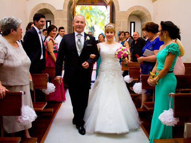 La boda de David y Cristina en Jaraiz De La Vera, Cáceres 46