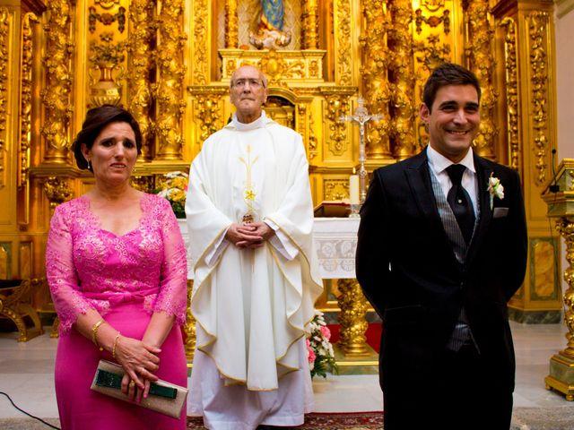 La boda de David y Cristina en Jaraiz De La Vera, Cáceres 47
