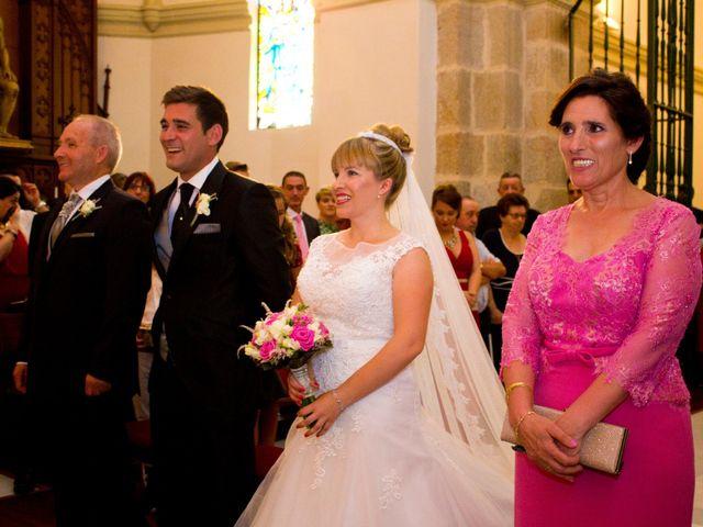La boda de David y Cristina en Jaraiz De La Vera, Cáceres 49