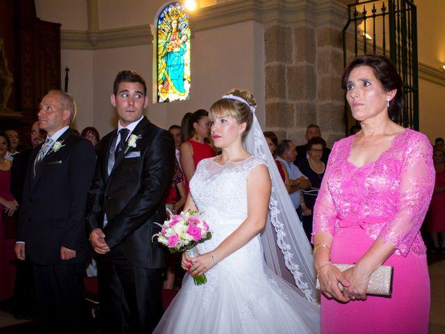La boda de David y Cristina en Jaraiz De La Vera, Cáceres 50