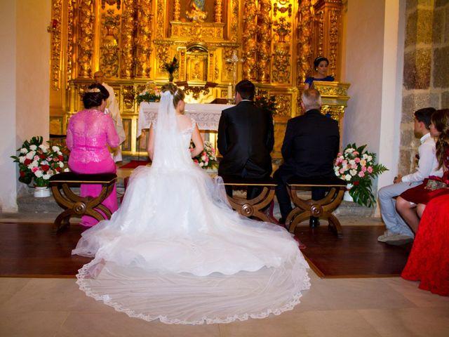 La boda de David y Cristina en Jaraiz De La Vera, Cáceres 54
