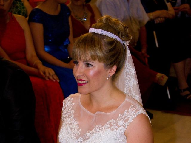 La boda de David y Cristina en Jaraiz De La Vera, Cáceres 57