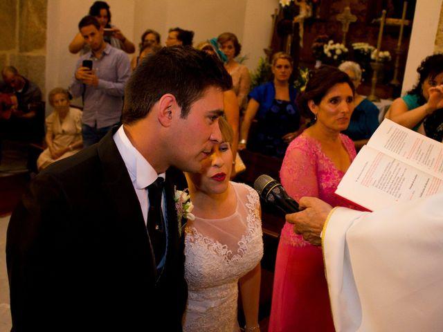 La boda de David y Cristina en Jaraiz De La Vera, Cáceres 59