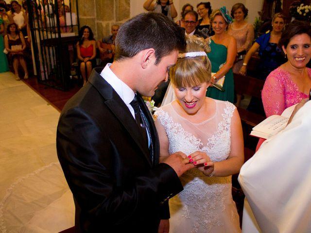 La boda de David y Cristina en Jaraiz De La Vera, Cáceres 61