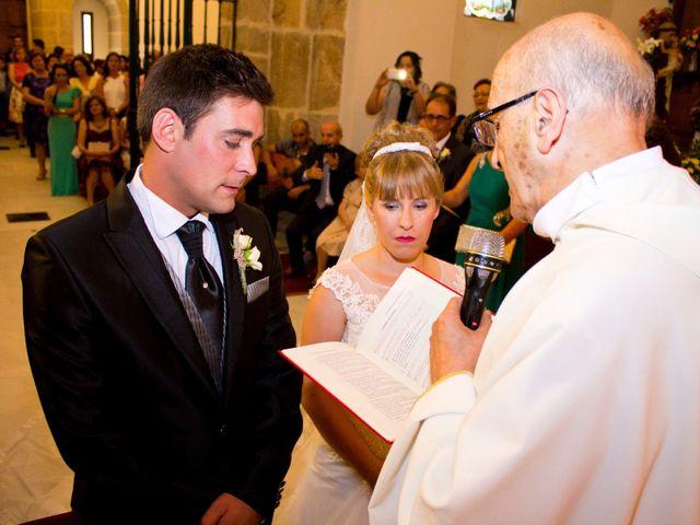 La boda de David y Cristina en Jaraiz De La Vera, Cáceres 63