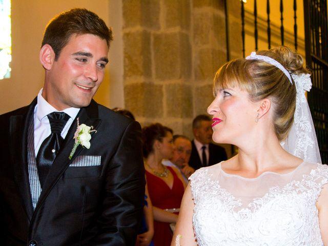 La boda de David y Cristina en Jaraiz De La Vera, Cáceres 65