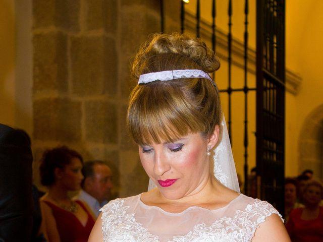 La boda de David y Cristina en Jaraiz De La Vera, Cáceres 66