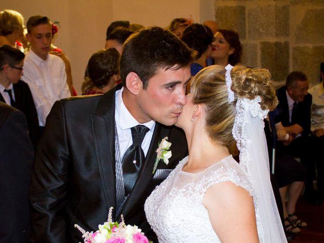 La boda de David y Cristina en Jaraiz De La Vera, Cáceres 67