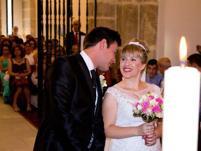 La boda de David y Cristina en Jaraiz De La Vera, Cáceres 69