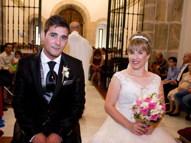 La boda de David y Cristina en Jaraiz De La Vera, Cáceres 70