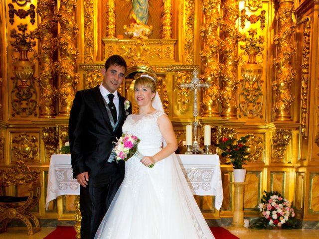 La boda de David y Cristina en Jaraiz De La Vera, Cáceres 71