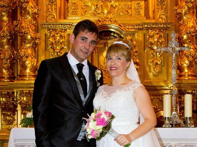 La boda de David y Cristina en Jaraiz De La Vera, Cáceres 72
