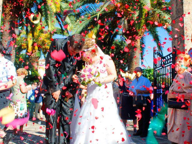 La boda de David y Cristina en Jaraiz De La Vera, Cáceres 74